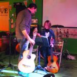 As Guitare soirée musique élèves guitare du 10 décembre 2013
