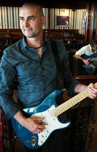 AsGuitare.com cours de guitare à chateaurenard avec Sylvain Gabriel